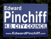 Edward Pinchiff Huntington Beach City Council