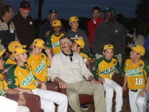 Kindervision and Huntington Beach Ocean View Little League World Series Champions